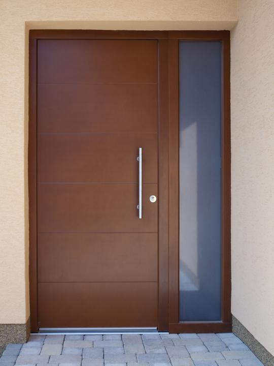 Vchodové dvere - Obrázok č. 5