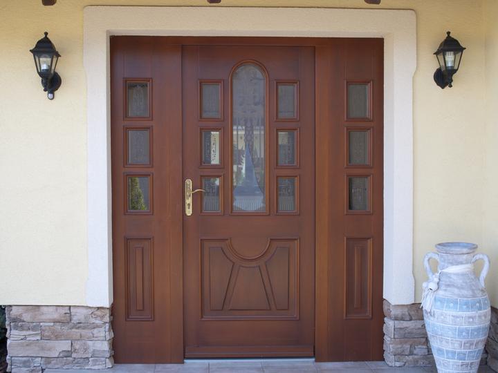 Vchodové dvere - Obrázok č. 10