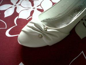 front view of my shoes