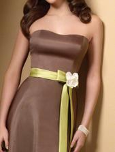this is the bridesmaid dress, gonna be in royal blue and ivory thou