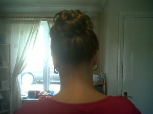 hair trial. up do
