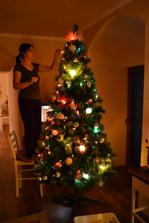 konečne máme stromček aj my :)