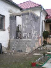 zadný vchod