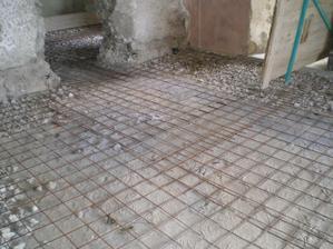 priprava na betonovy poter