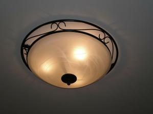 svetllo v kupelni
