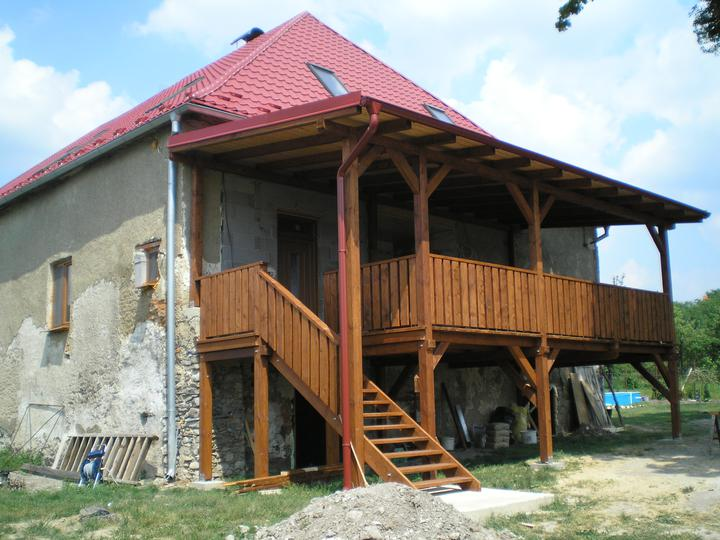 Konečne bývame :D - fasadu si zatial nevsimajte prosim :)