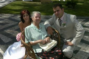 s miláčkovo babičkou