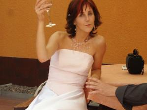 na zdraví novomanželů