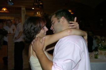 opět zamilovaní při tanci :-)