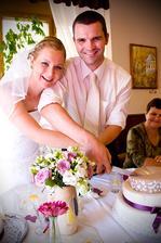i u krájení dortu může být sranda:)