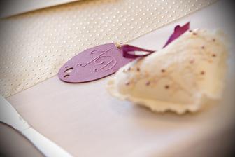 srdíčko plněné levandulí,dáreček pro hosty...
