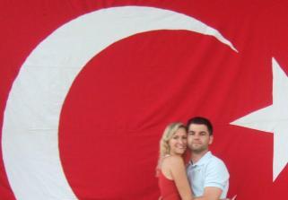 svadobna ceste Turecko