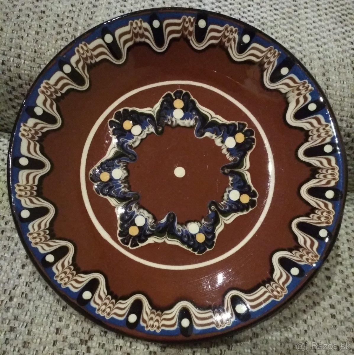závesné taniere - Obrázok č. 1