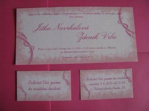 Oznámení a pozvánky