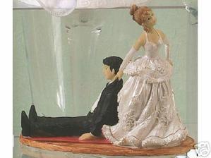 Dorazily figurky na dort