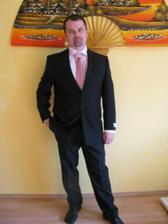 Poslední zkouška obleku
