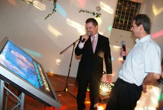 Karaoke mělo úspěch