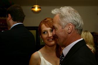 Dcérka a otec