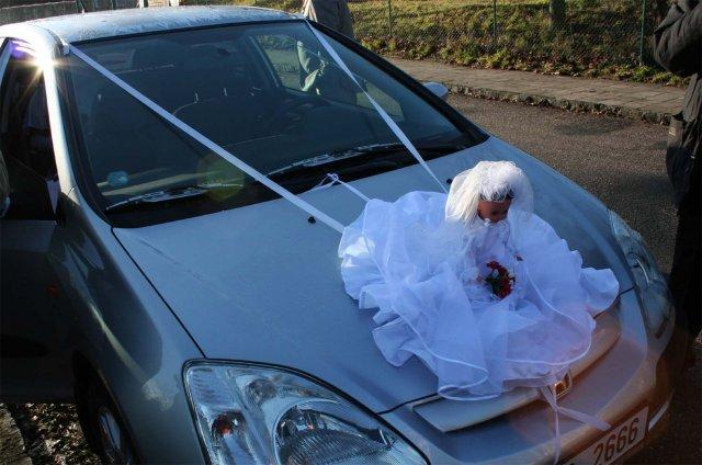 Alena Krenčíková{{_AND_}}Rostislav Čihák - Auto nevěsty