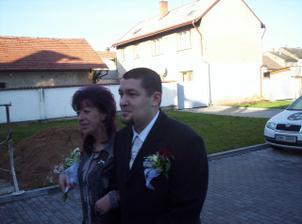 Ženich s matkou