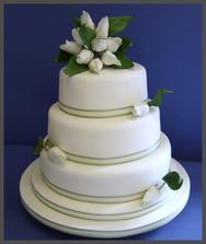 ideálna torta pre nás a našu svadbu