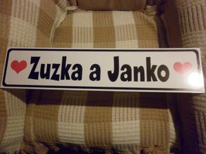 aj autíčko bude označené :-)))