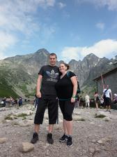 a tak sme boli na predsvadobnej ceste v Tatrách