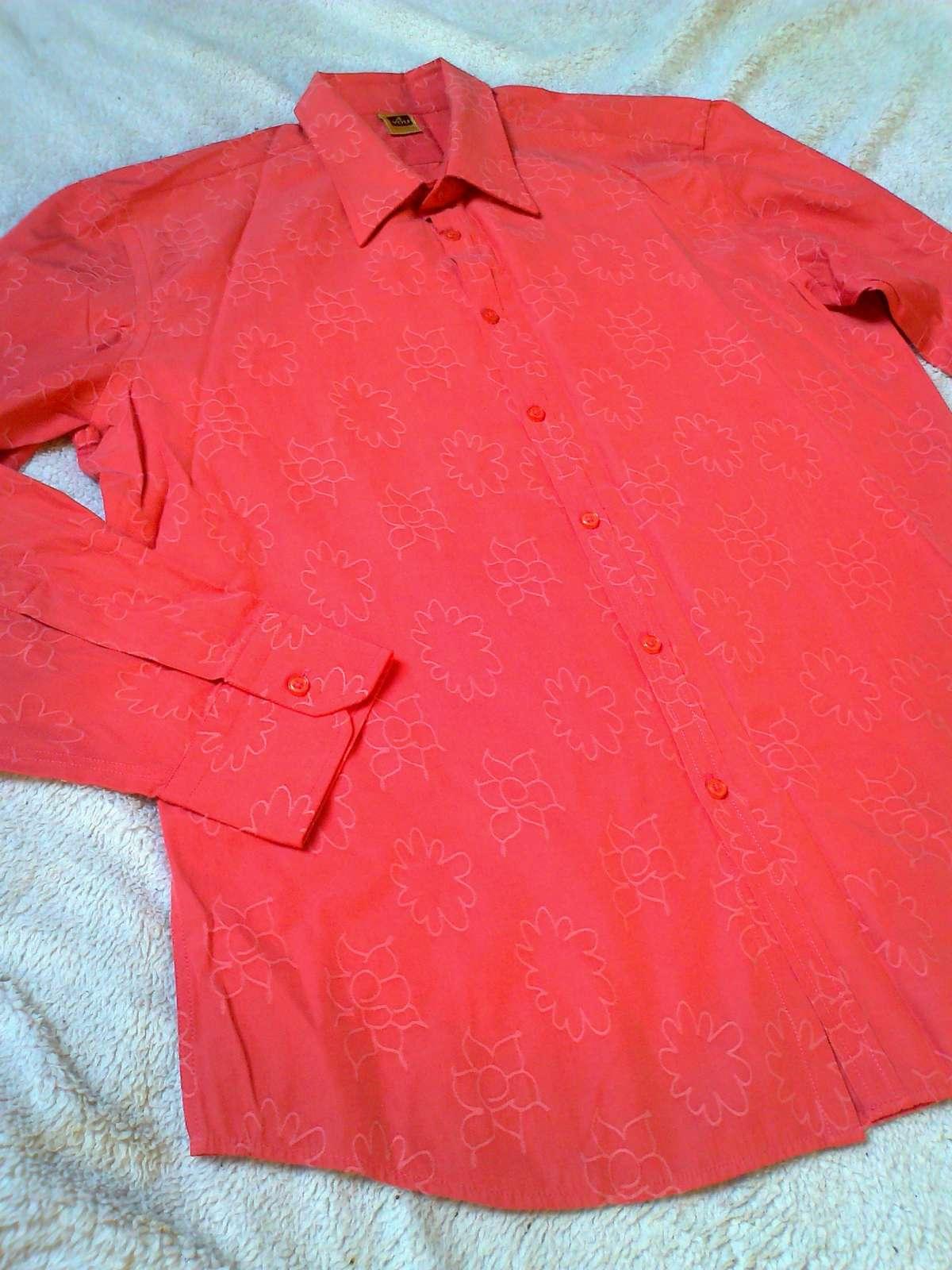 Elegantná pánska košeľa 4YOU - Obrázok č. 2