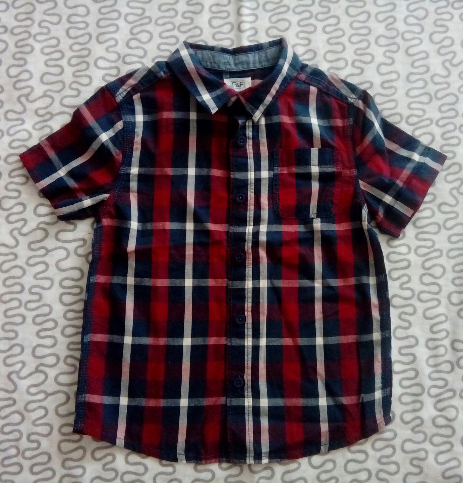 Letná košeľa  - Obrázok č. 1