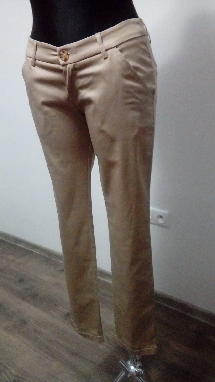 Elegantné nohavice s/m - Obrázok č. 1