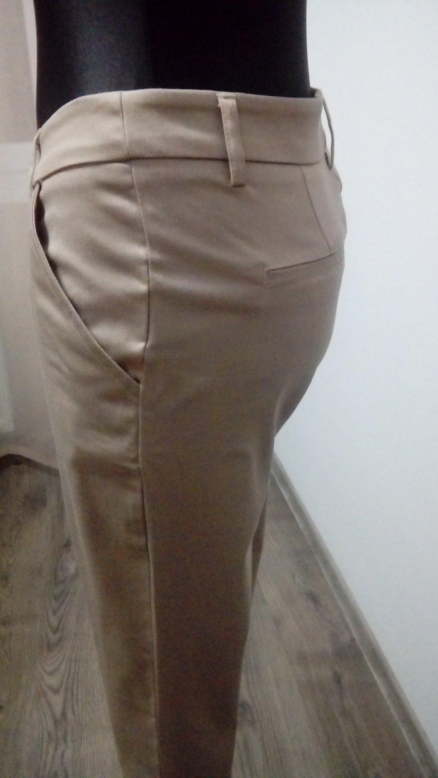 Elegantné nohavice s/m - Obrázok č. 3