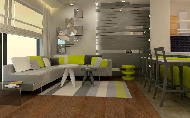 Zbierame inšpirácie - obývačka - Obrázok č. 1