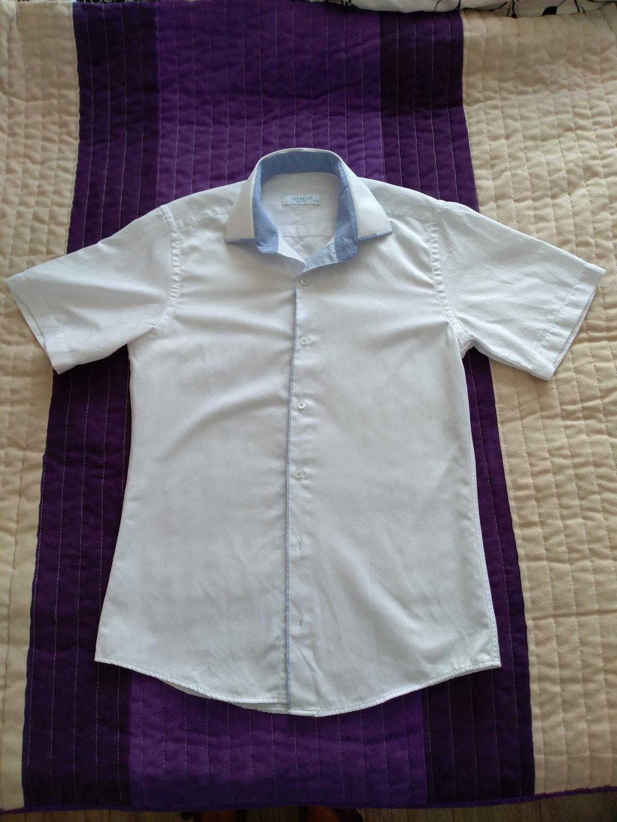 Spoločenska košeľa - Obrázok č. 1