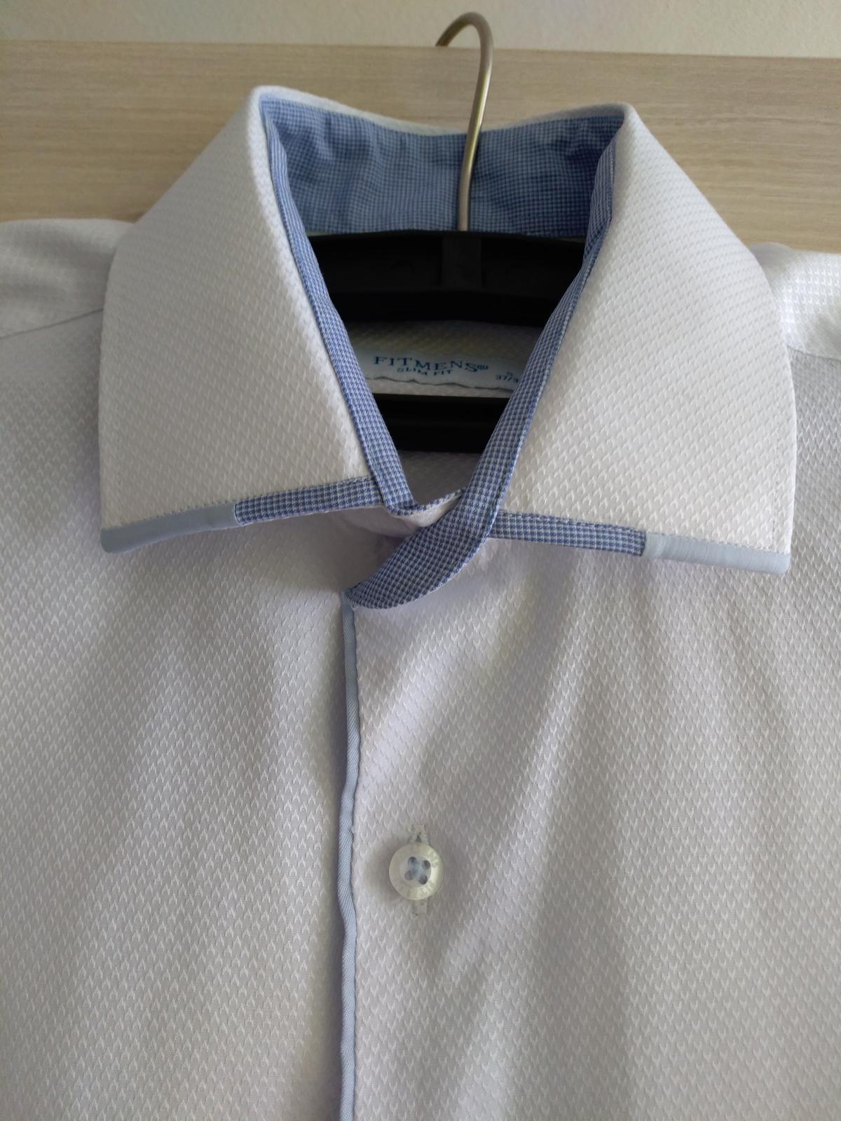 Spoločenska košeľa - Obrázok č. 2