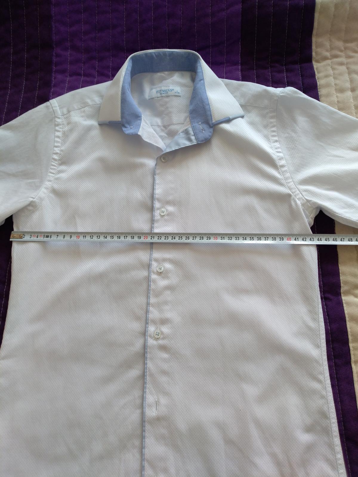 Spoločenska košeľa - Obrázok č. 4