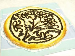 Tradiční chodský koláč