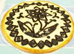 Chodský koláč nesmí chybět :)