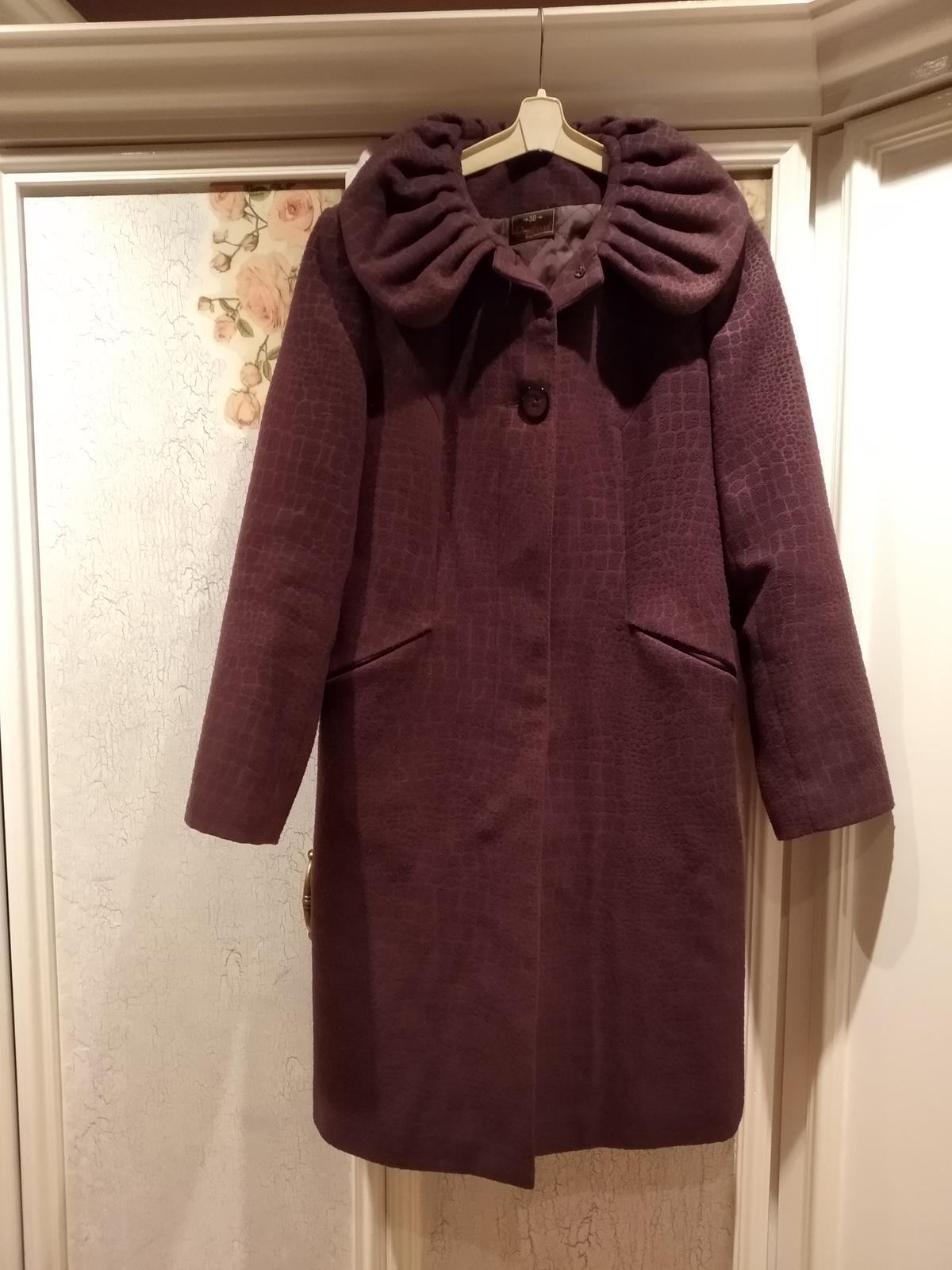 kabát zimný - Obrázok č. 1