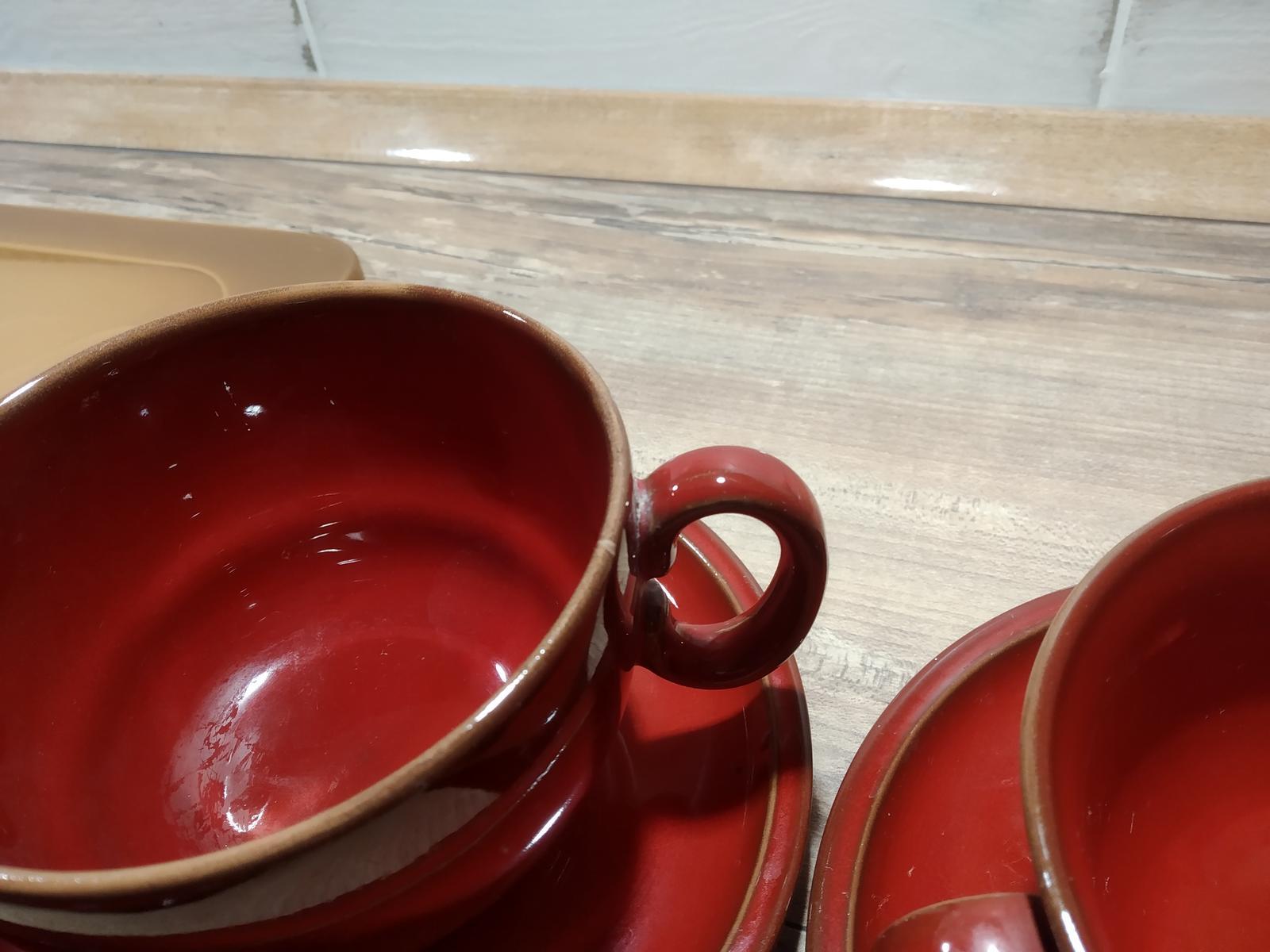 červené taniere - Obrázok č. 3