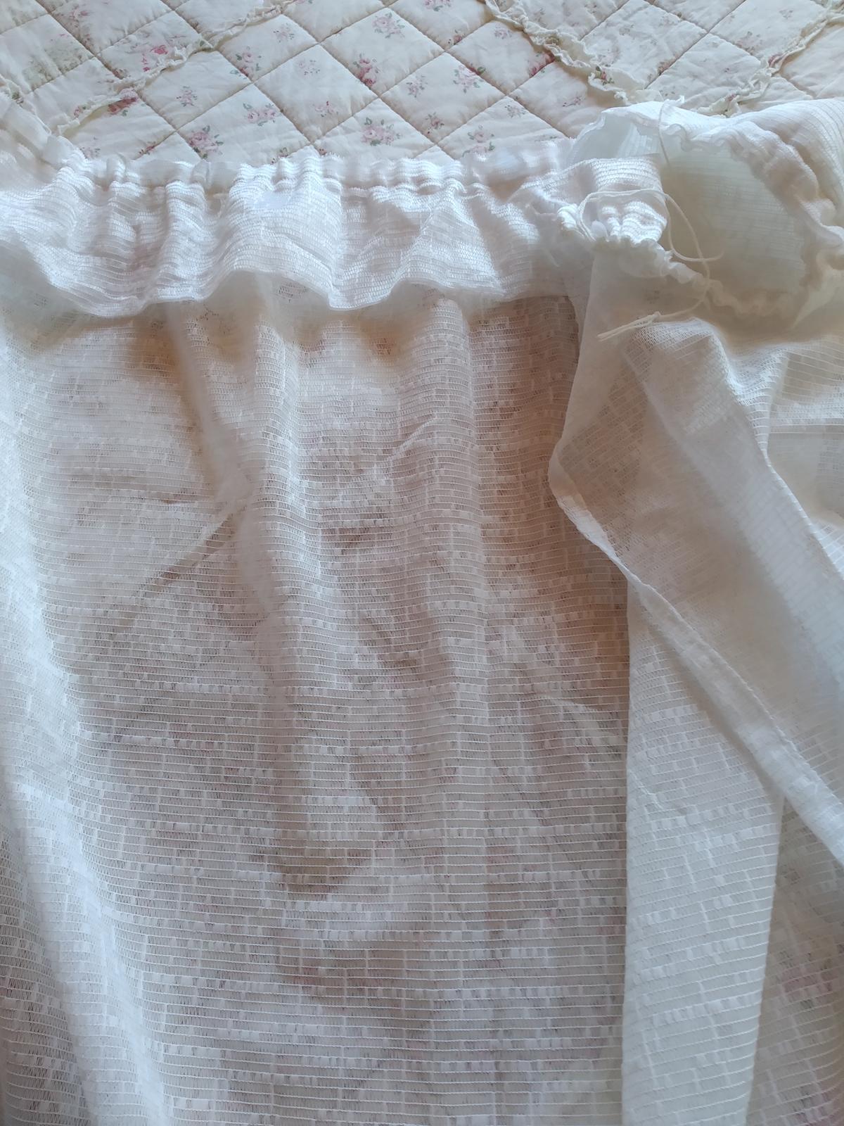 záclona žakárová - Obrázok č. 1