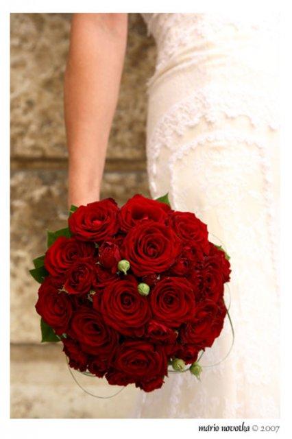 Moje predstavy o mojej svadbičke, ktora by sa mala  konať 12.9.2009 - Aj tato je velmi pekna