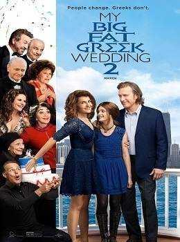 Filmy so svadobnou tematikou - Moja tučná grécka svadba 2