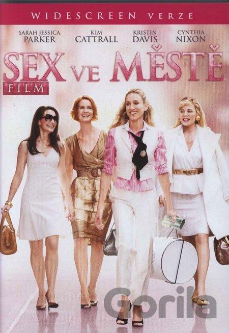 Filmy so svadobnou tematikou - Sex v meste - film