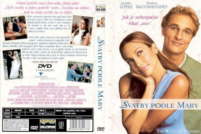 Filmy so svadobnou tematikou - Svadby podľa Mary