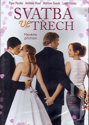 Filmy so svadobnou tematikou - Svadba v troch