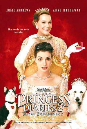 Filmy so svadobnou tematikou - Denník princeznej 2 - Kráľovstvo v ohrození