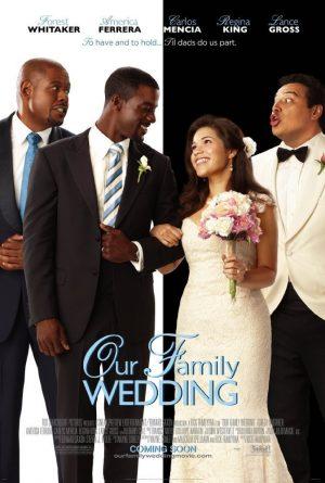 Filmy so svadobnou tematikou - Naša rodinná svadba