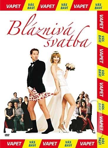Filmy so svadobnou tematikou - Bláznivá svadba (2001)
