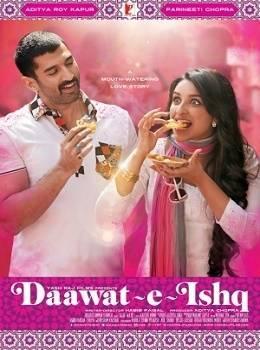 Filmy so svadobnou tematikou - Daawat - e - Ishq (Titulky)