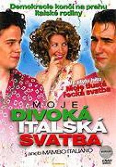 Filmy so svadobnou tematikou - Moja divoká italská svadba